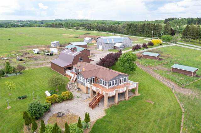 2033 County Route 50, Dansville, NY 14807 (MLS #R1342840) :: BridgeView Real Estate