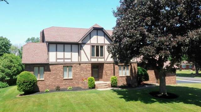 14 Old Meadow Drive, Greece, NY 14626 (MLS #R1343227) :: Robert PiazzaPalotto Sold Team