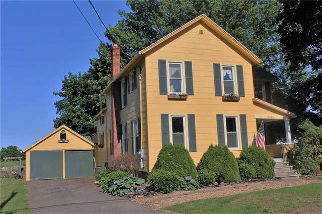 3535 Fancher Road, Murray, NY 14470 (MLS #R1343688) :: TLC Real Estate LLC