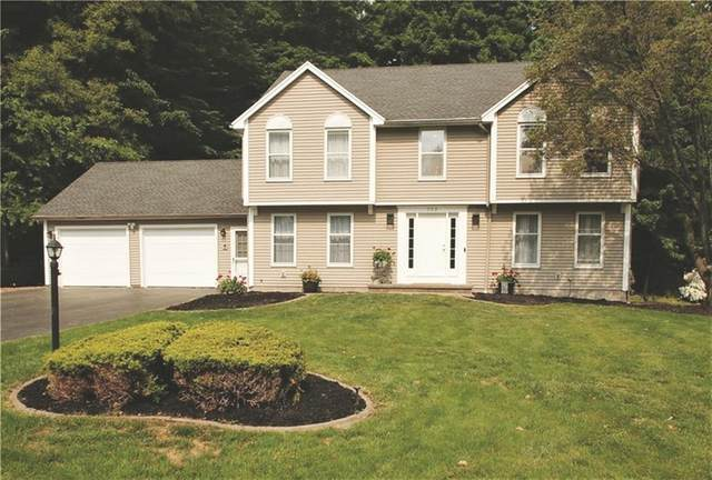 732 Middlebury Rd, Webster, NY 14580 (MLS #R1343820) :: Robert PiazzaPalotto Sold Team