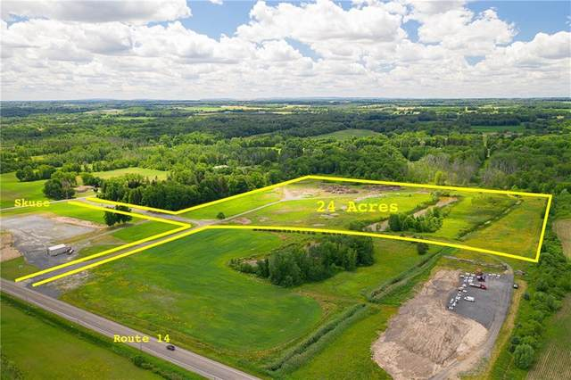 00 State Route 14, Phelps, NY 14532 (MLS #R1344543) :: Robert PiazzaPalotto Sold Team