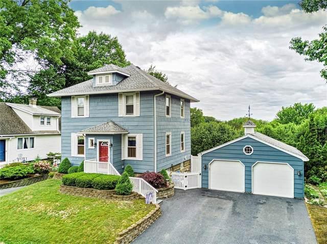 10 Ontario View Street, Irondequoit, NY 14617 (MLS #R1345057) :: Robert PiazzaPalotto Sold Team