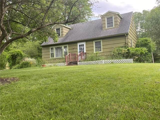 64 Harwin Drive, Henrietta, NY 14623 (MLS #R1345425) :: Lore Real Estate Services