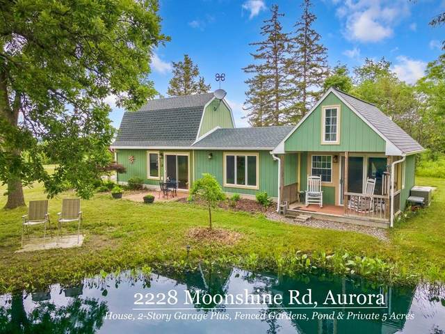 2228 Moonshine Road, Ledyard, NY 13026 (MLS #R1345474) :: Lore Real Estate Services