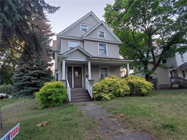 1459 Culver Road, Rochester, NY 14609 (MLS #R1345698) :: Robert PiazzaPalotto Sold Team