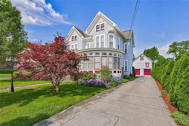 207 Mason Street, Arcadia, NY 14513 (MLS #R1345829) :: TLC Real Estate LLC