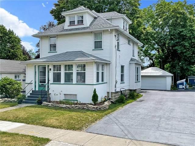 46 Vernon Ave, Batavia-City, NY 14020 (MLS #R1347351) :: BridgeView Real Estate Services