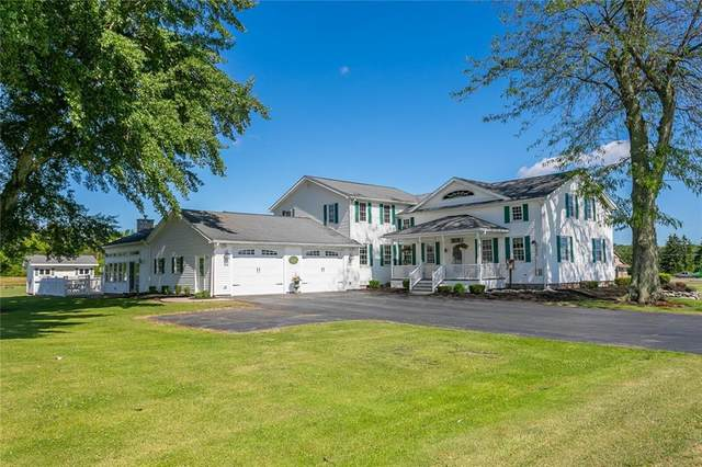 532 Peoria Road, Covington, NY 14525 (MLS #R1347711) :: BridgeView Real Estate