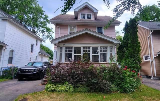 35 Salisbury Street, Rochester, NY 14609 (MLS #R1348399) :: Robert PiazzaPalotto Sold Team