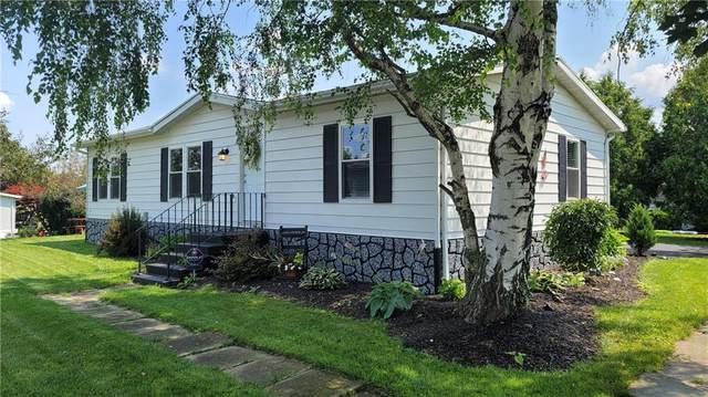 6396 Lambert Street, Victor, NY 14564 (MLS #R1352406) :: BridgeView Real Estate Services