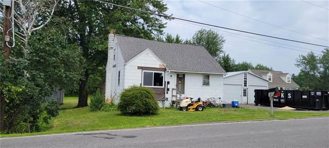 4047 S Church Rd Road N, Williamson, NY 14589 (MLS #R1352470) :: Robert PiazzaPalotto Sold Team