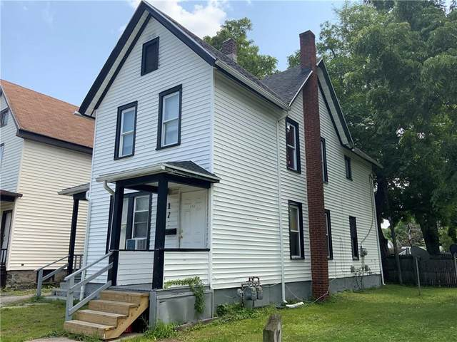 171 Frost Avenue, Rochester, NY 14608 (MLS #R1354350) :: Robert PiazzaPalotto Sold Team