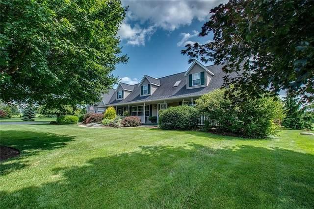 2401 Country Estates Road, Milo, NY 14527 (MLS #R1355351) :: BridgeView Real Estate