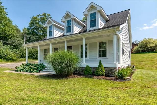 8 Buck Road, Lafayette-Town, PA 16738 (MLS #R1356717) :: BridgeView Real Estate