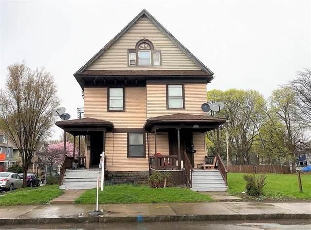 1596 E Main Street, Rochester, NY 14609 (MLS #R1358339) :: Robert PiazzaPalotto Sold Team