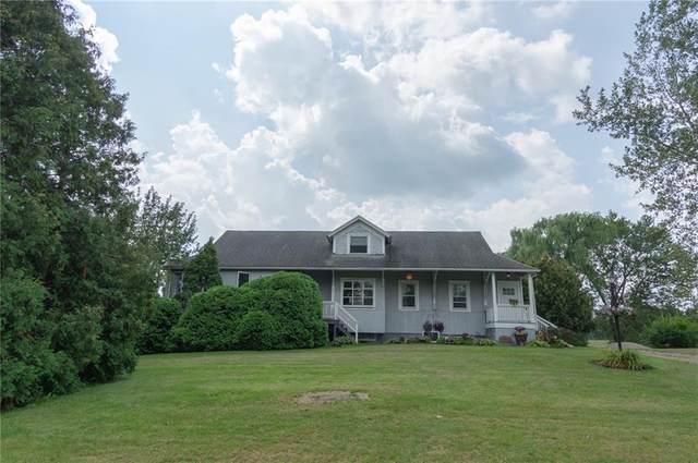 3410 Fowlerville Road, York, NY 14423 (MLS #R1358575) :: Serota Real Estate LLC