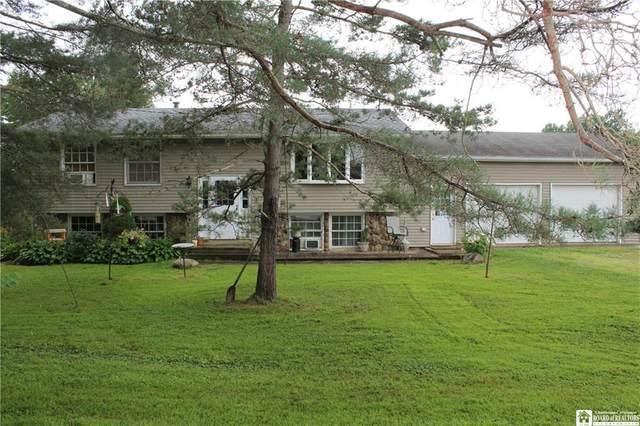 11580 Ketchum Road, North Collins, NY 14091 (MLS #R1359306) :: Serota Real Estate LLC
