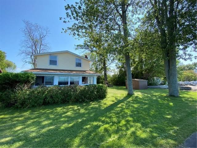 6414 Shore Acres Drive, Hamlin, NY 14468 (MLS #R1359989) :: Robert PiazzaPalotto Sold Team