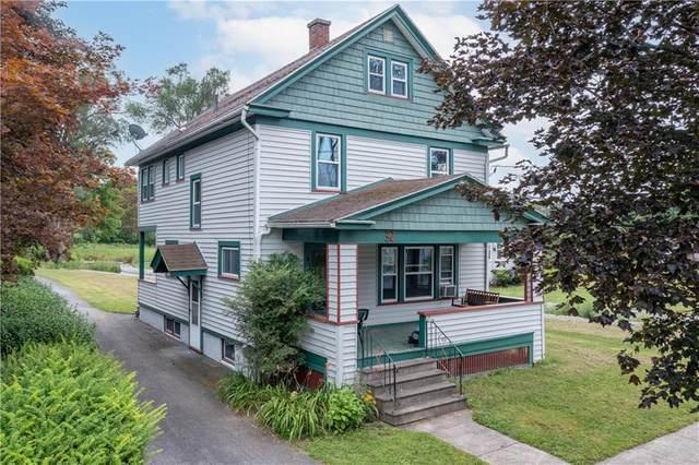 32 Park Avenue, North Dansville, NY 14437 (MLS #R1360144) :: BridgeView Real Estate