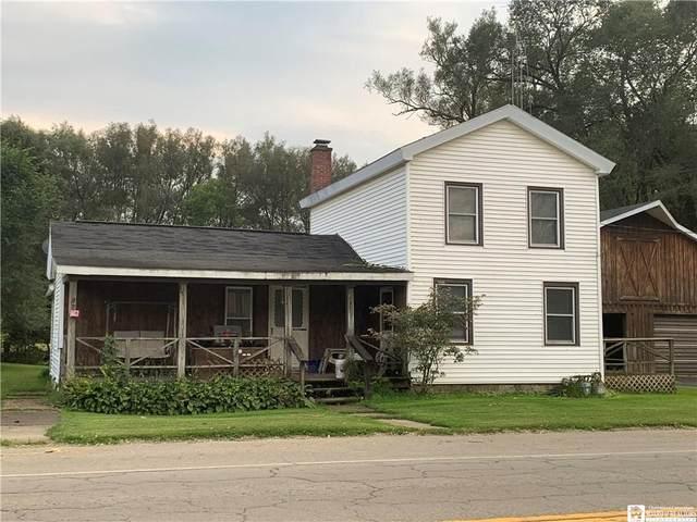 8751 W Main Street, Clymer, NY 14724 (MLS #R1365837) :: MyTown Realty