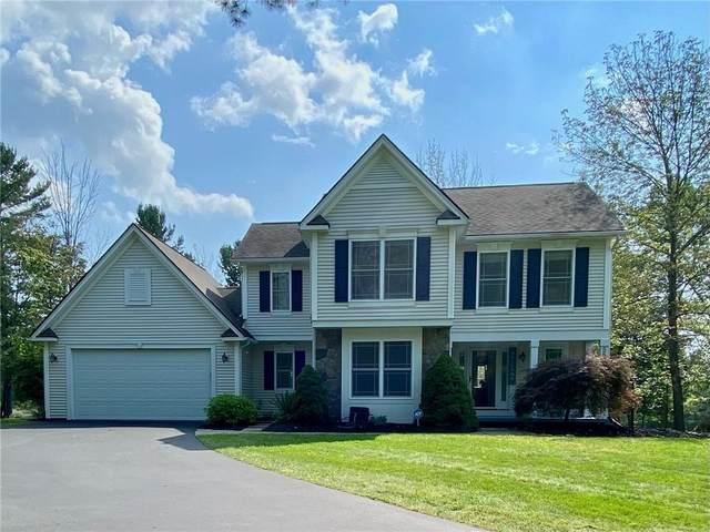 5539 Jones Way, South Bristol, NY 14424 (MLS #R1367003) :: BridgeView Real Estate