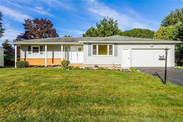 272 Sandoris Circle, Irondequoit, NY 14622 (MLS #R1367378) :: BridgeView Real Estate