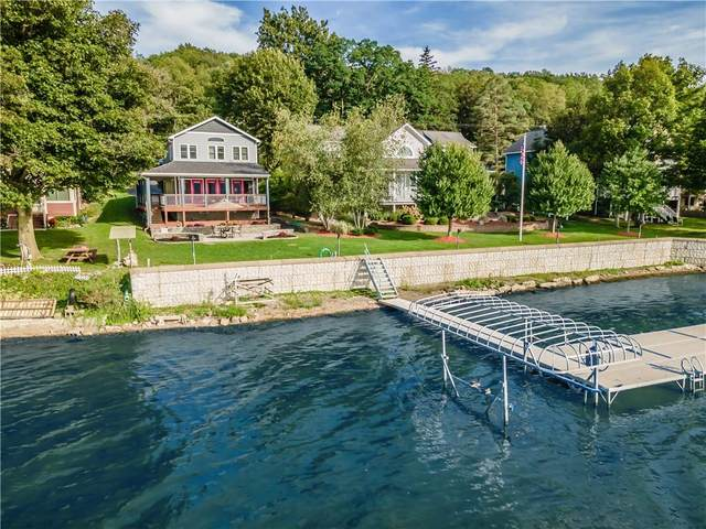 5584 East Lake Road, Richmond, NY 14471 (MLS #R1367466) :: Lore Real Estate Services