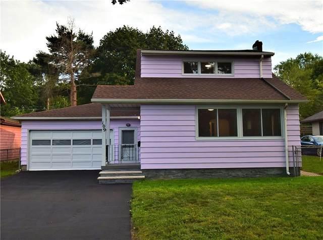 109 Bayton Drive, Irondequoit, NY 14622 (MLS #R1367809) :: BridgeView Real Estate