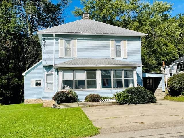 8237 Cream Hill Rd Road, Fremont, NY 14807 (MLS #R1368944) :: TLC Real Estate LLC