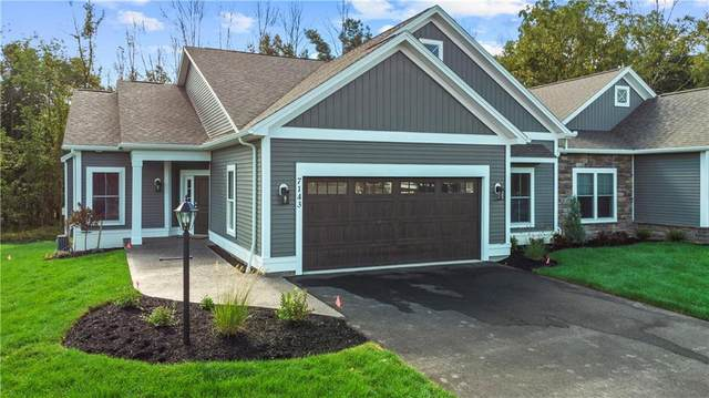 7142 Cassidy Court Lot 207, Victor, NY 14564 (MLS #R1371641) :: Lore Real Estate Services