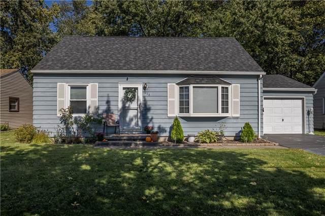 616 Northland Avenue, Rochester, NY 14609 (MLS #R1372586) :: TLC Real Estate LLC