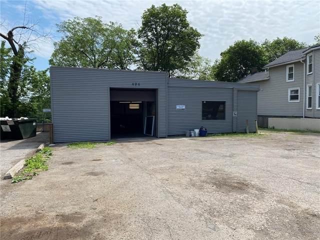 494 Lake Avenue, Rochester, NY 14608 (MLS #R1373142) :: Serota Real Estate LLC