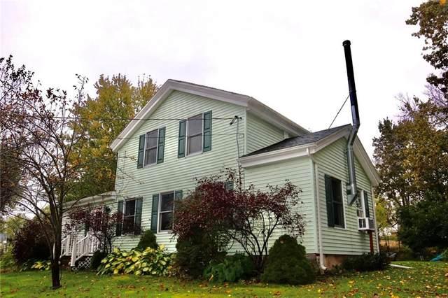25 Clifton Road, Chili, NY 14428 (MLS #R1374735) :: Serota Real Estate LLC
