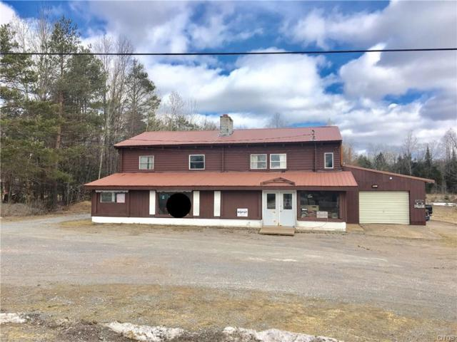3551 State Highway 3, Oswegatchie, NY 13670 (MLS #S1028628) :: Thousand Islands Realty