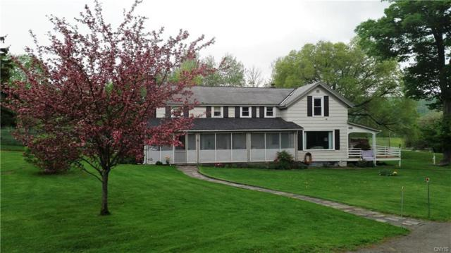 6812 E Keeney Road Extension, Cuyler, NY 13158 (MLS #S1033484) :: The Rich McCarron Team