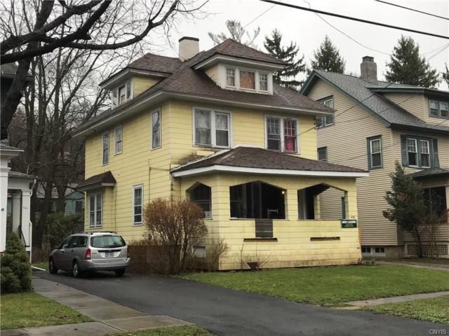 679 Allen Street, Syracuse, NY 13210 (MLS #S1034912) :: Thousand Islands Realty