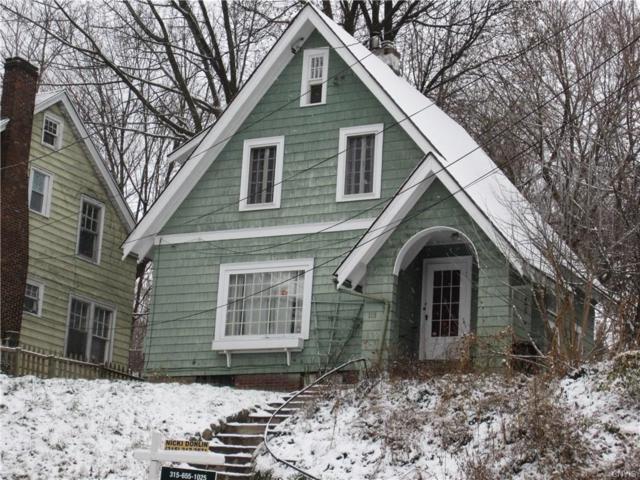 113 Eloise, Syracuse, NY 13207 (MLS #S1089579) :: Thousand Islands Realty