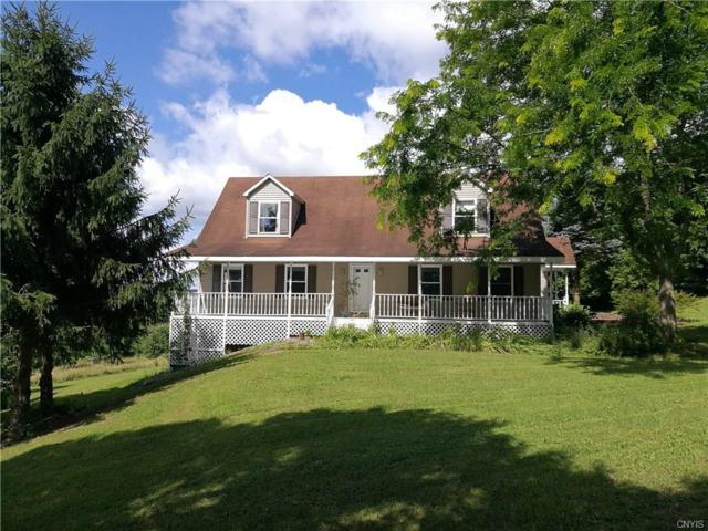 555 Babcock Road, Tully, NY 13159 (MLS #S1096309) :: Thousand Islands Realty