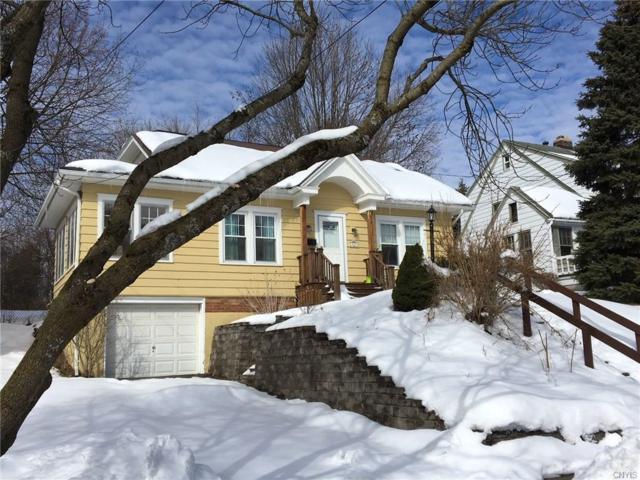 314 Carlton Road, Syracuse, NY 13207 (MLS #S1102445) :: Thousand Islands Realty