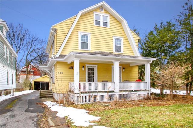 508 Fellows Avenue, Syracuse, NY 13210 (MLS #S1106698) :: Thousand Islands Realty