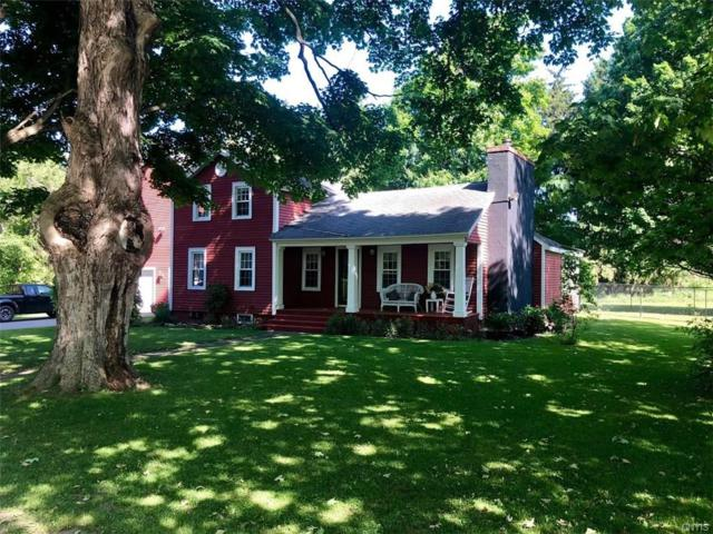5839 Still Meadow Road, Lafayette, NY 13084 (MLS #S1109576) :: Robert PiazzaPalotto Sold Team