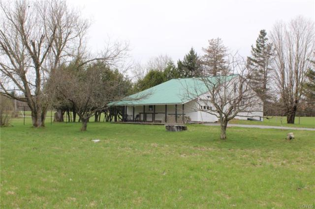 452 Garrison Road, Pitcairn, NY 13648 (MLS #S1115931) :: Thousand Islands Realty