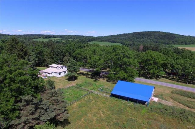 76 Bradshaw Road, Dryden, NY 13053 (MLS #S1118718) :: Thousand Islands Realty