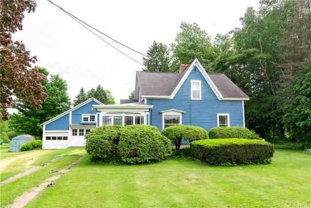 415 County Route 3, Granby, NY 13069 (MLS #S1123630) :: Robert PiazzaPalotto Sold Team