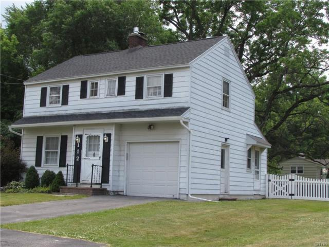 112 Ormsby Drive, Onondaga, NY 13219 (MLS #S1126993) :: The CJ Lore Team | RE/MAX Hometown Choice