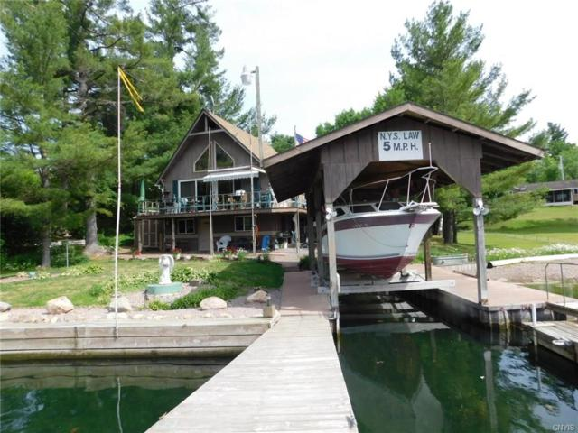 46831 Carnegie Bay Road, Alexandria, NY 13607 (MLS #S1129580) :: Thousand Islands Realty