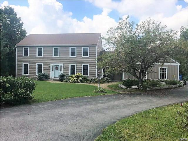 5537 Mount Pleasant Drive, Cazenovia, NY 13035 (MLS #S1138811) :: Thousand Islands Realty