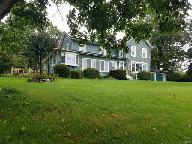 1193 Lacy Road, Skaneateles, NY 13152 (MLS #S1140739) :: Thousand Islands Realty
