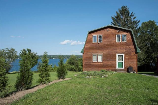 2512 Lakefront Lane, Skaneateles, NY 13152 (MLS #S1142972) :: Thousand Islands Realty