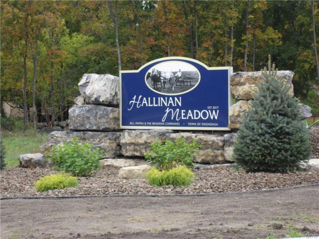 Lot 4 Hallinan Drive, Onondaga, NY 13215 (MLS #S1156550) :: The Rich McCarron Team